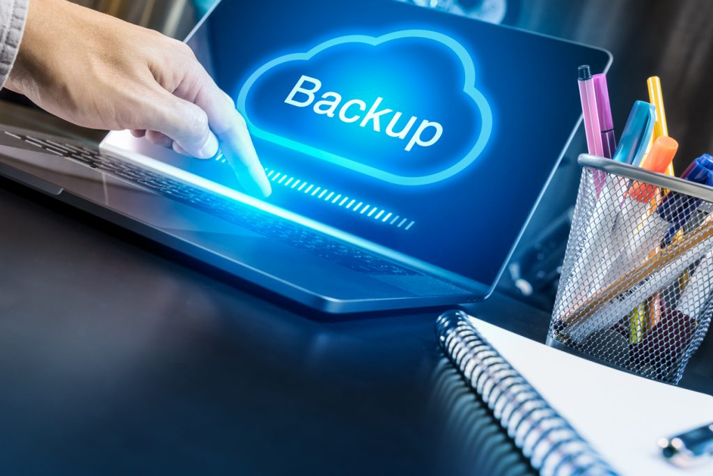 data online backup fillagring